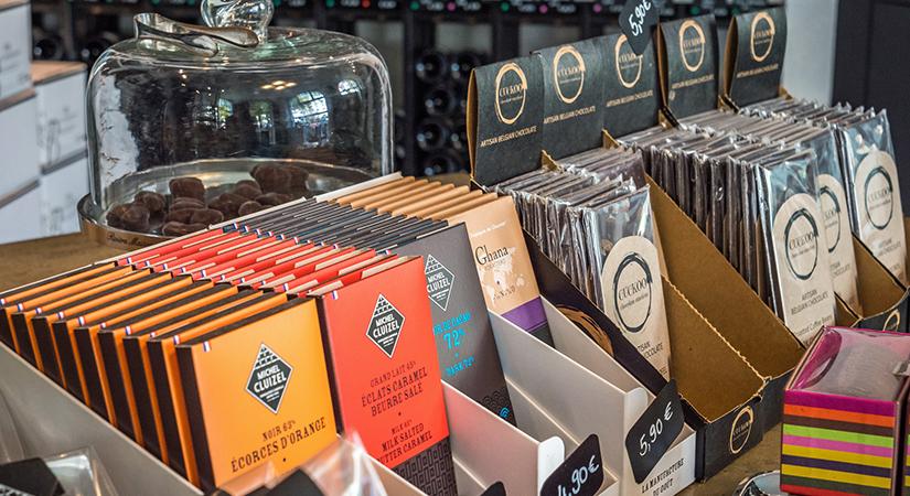 Deubners Wein & Schokolade