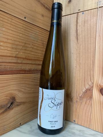 Pinot gris Réserve Jahrgang 2018