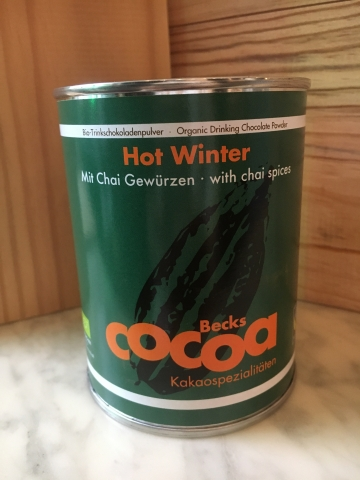 Becks Cocoa Hot Winter 250g Bio