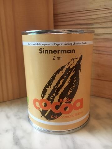 Becks Cocoa Sinnermann 250g Bio